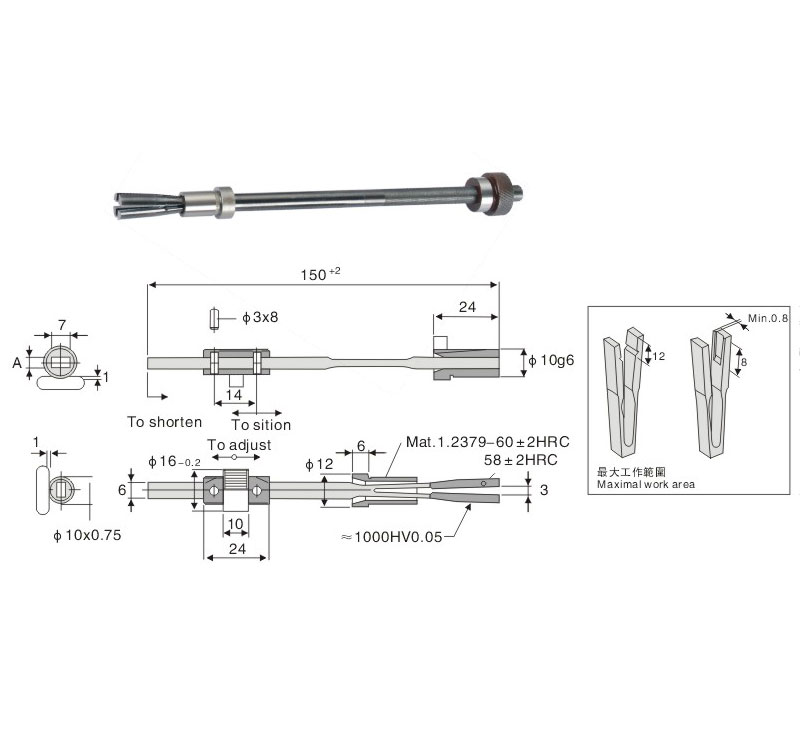 Sling Ejector Pin