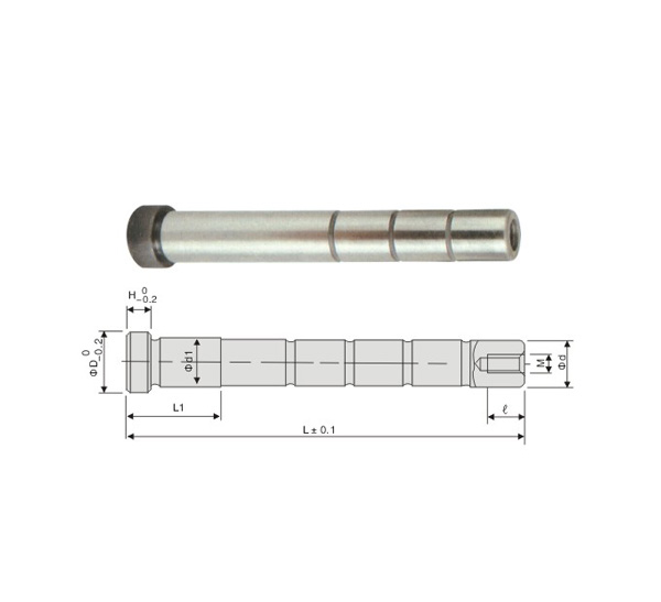 Support Pin-Guide Pin